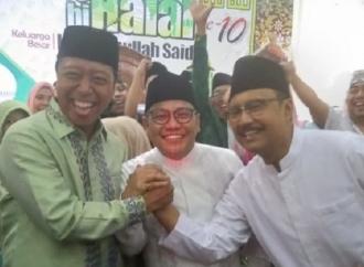 Gus Ipul Didukung Keluarga Besar Bani Hasbullah Said
