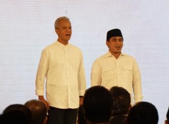 Ganjar-Yasin Ikhtiar Untuk Kemenangan di Pilgub Jateng