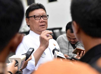 Gubernur Sumbar Kader PKS juga Dukung Jokowi 2 Periode