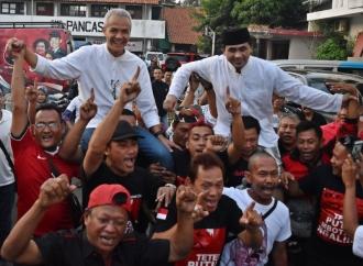 DPRD Jateng Rumuskan Pelantikan Ganjar-Yasin