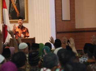 Ganjar: Ibadah Haji Jadi Momen Instropeksi Diri