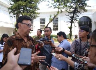 Menteri Tjahjo Turunkan Praja IPDN Bantu Korban Gempa NTB