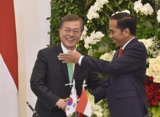 Surati Jokowi, Presiden Korsel Belasungkawa Atas Gempa NTT
