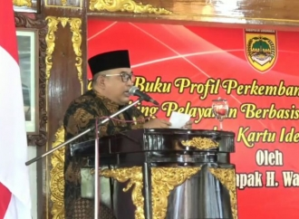 Wardoyo Target Jokowi-Ma'ruf Raih 70% Suara di Sukoharjo