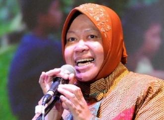 Risma Bersedia Jadi Timses Pemenangan Jokowi-Ma'ruf