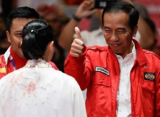 Sabet Emas Kedua, Hadirnya Jokowi Beri Semangat Lindswell