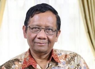 PDI Perjuangan Yakin Mahfud MD Tak Mudah Dirayu