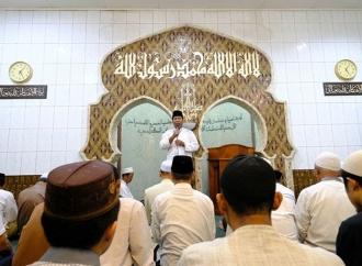 Sigit Ingin Kota Magelang Bangun Masjid Raya