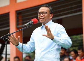 Gubernur Sulsel Berharap Pawai Obor Tambah Motivasi Atlet