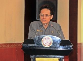 Freddy Desak Pemkot Palangkaraya Bayar Honorarium 81 GTT