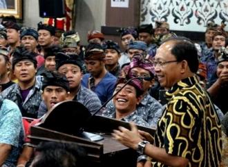 Gubernur Koster Dorong Pemilu 2019 Lebih Efisien