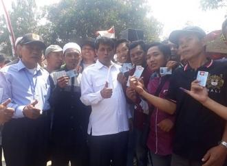 Pilkades dengan E-voting di Pemalang Berjalan Lancar