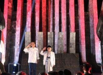 Jokowi: Nomor 1 Baik, 2 Juga Baik