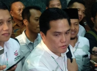 Erick Sambut Gembira Bergabungnya Ketua Kadin dan HIPMI