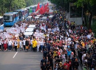 SBY WO, ProJo: Kami Hanya Bawa Energi & Kegembiraan Rakyat
