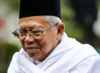 Kiai Ma'ruf Amin: Jokowi Cinta Ulama