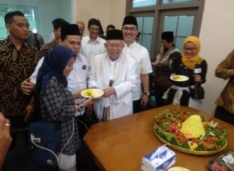 Ma'ruf Amin Gagas Pemikiran Arus Baru Indonesia