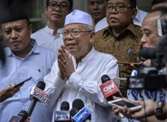 Ma'ruf Amin Dapat Dukungan dari Habib Muda