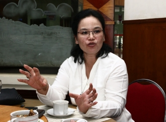 Agustina Tekankan Generasi Milenial Jadi Agen Pancasila