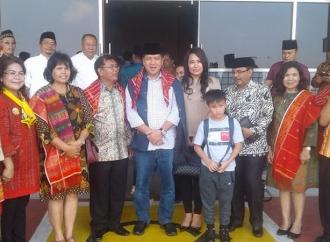 Wagub Kandouw Hadiri MTQ Tingkat Nasional di Medan
