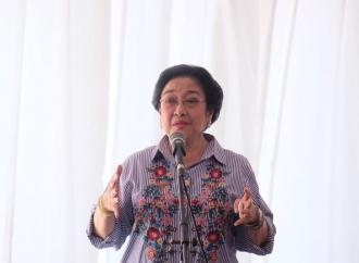 Megawati Ingatkan Pentingnya Sistem Peringatan Dini