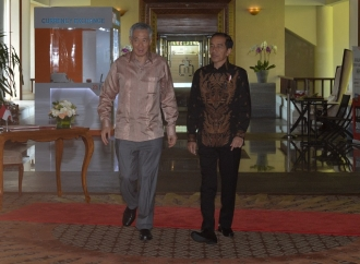 Presiden: Singapura Negara Pertama Tawarkan Bantuan