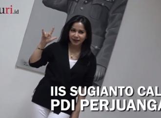 Wawancara Iis Sugianto, Caleg PDI Perjuangan
