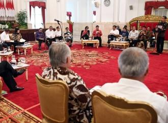 Presiden Jokowi Tegur Menteri Terkait Program B20