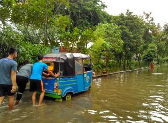 Musim Penghujan, 129 Kelurahan Jakarta Bakal Kebanjiran
