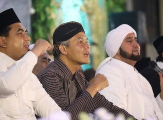 Hari Santri Nasional, Pemprov Jateng Gelar Doa Bersama