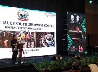 Wagub Sulsel Buka Festival Kopi Nasional di Makassar