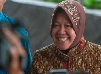Risma inginkan Surabaya Miliki Pengolahan Limbah B3