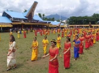 Gubernur Nurdin Dukung Pemkab Toraja Gelar 'Lovely Desember'