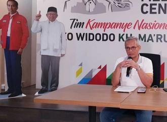 Aria Bima: Kubu Jokowi 1000 persen Kampanye Positif