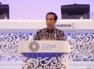 Pidato 'Game of Thrones' Presiden Jokowi