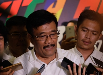 Meski Dirundung Bencana, Djarot Optimistis Indonesia Bangkit