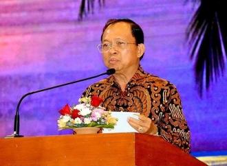 Koster Pastikan KA di Bali Ramah Lingkungan