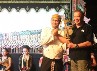Wayangan di Wonosobo, Rukma Dorong Pelestarian Budaya Jawa