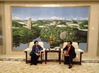 Megawati Terima Doktor Honoris Causa di Tiongkok