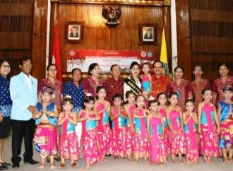 Gubernur Koster Kukuhkan Bunda PAUD Bali