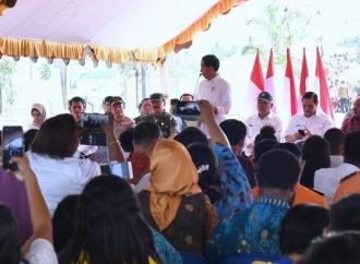 Jokowi: Tujuh Mimpi Anak Bangsa Bisa Terwujud Jika Bersatu