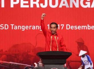 Tak Ada 'Coattail Effect', Jokowi dan PDI-P di Hati Rakyat