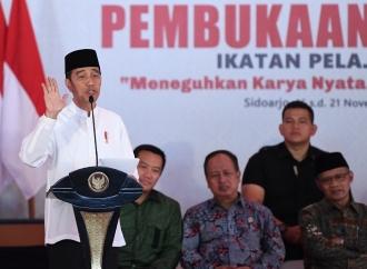 Buka Muktamar XII IPM, Ini Pesan Presiden Jokowi