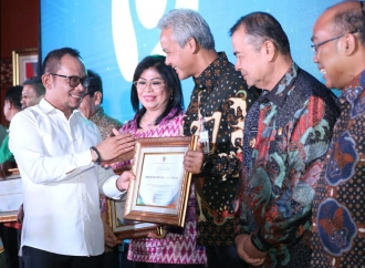 Jateng Sabet Dua Penghargaan Integra 2018