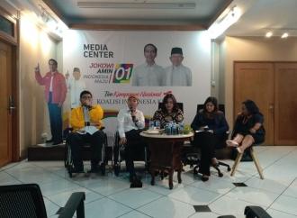 Presiden Jokowi Peduli dan Berpihak pada Disabilitas