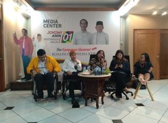 Jokowi Ikut Ubah Paradigma Memandang Disabilitas