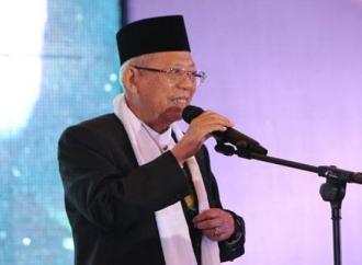 Kiai Ma'ruf Selalu Merindukan Jurnalis