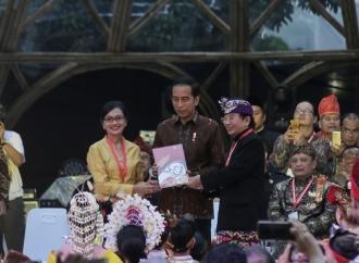 Presiden Minta Masyarakat Jaga Peradaban dan Budaya