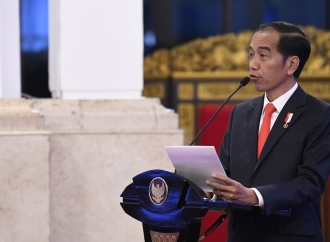 Presiden Jokowi Lantik Gubernur Riau dan Bengkulu