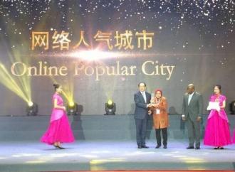Risma Berterima Kasih Surabaya Sabet Guangzhou Award